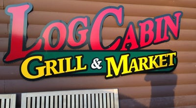 Photo of BBQ Joint Log Cabin at 1906 Farmerville Hwy, Ruston, LA 71270, United States
