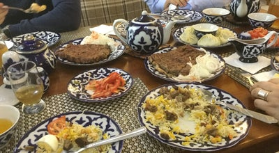 Photo of Asian Restaurant Центр плова «Султан» at Рыночная, 60, Тараз, Kazakhstan