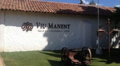 Photo of Wine Bar Viña Viu Manent at Carretera Del Vino Km 27, Santa Cruz, Chile