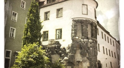 Photo of Historic Site Porta Praetoria at Unter Den Schwibbögen 13, Regensburg 93047, Germany