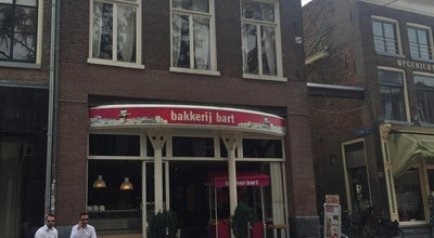 Photo of Bakery Bakker Bart at Diezerstraat 112, Zwolle 8011 RL, Netherlands