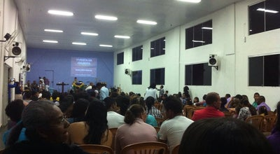 Photo of Church Quadrangular Templo Maanaim at Av. Cycaba, Betim, Brazil