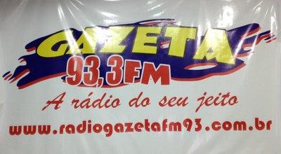 Photo of Music Venue Rádio Gazeta FM 93,3 at Rio Branco, Brazil