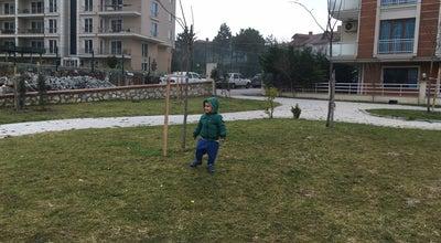 Photo of Playground FLORAPARK EVLERİ SOSYAL ALAN at Turkey
