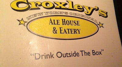 Photo of Pub Croxley's Ale House at 129 New Hyde Park Rd, Franklin Square, NY 11010, United States