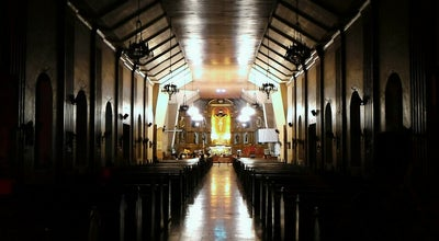 Photo of Church St John the Baptist Church at Calamba City, Philippines