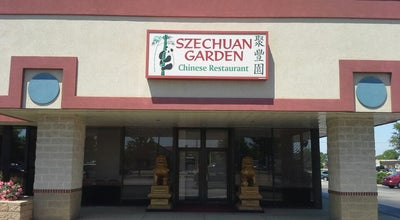 Photo of Chinese Restaurant Szechuan Garden at 945 Sagamore Pkwy W, West Lafayette, IN 47906, United States