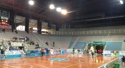 Photo of Basketball Court Palasport (Hangar) at Viale Dei Partigiani, 22, Pesaro 61121, Italy