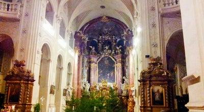 Photo of Church Kostel sv. Salvátora | Church of St. Salvator at Křižovnické Nám. 2, Praha 110 00, Czech Republic