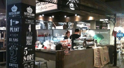 Photo of Coffee Shop Dutch Colony Coffee Co. at Stall #67/68 Pasarbella @ The Grandstand, Singapore 287994, Singapore