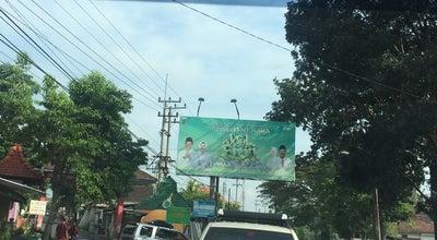 """Photo of Monument / Landmark Gerbang : """"Selamat Datang di Kota Wisata Batu"""" at Jl. Sengkaling, Malang, Indonesia"""