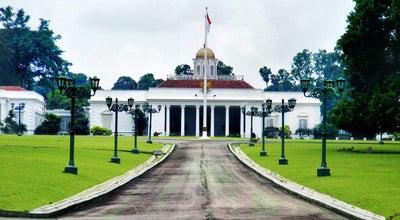 Photo of Monument / Landmark Istana Bogor at Kebun Raya Bogor, Bogor 16122, Indonesia