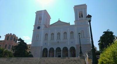 Photo of Church Παναγία Παντάνασσα at Αλεξάνδρου Υψηλάντου 205, Πάτρα, Greece