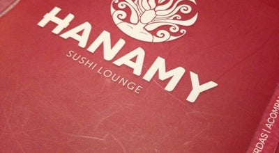 Photo of Japanese Restaurant Hanamy Sushi Lounge at Rua Coroados, 46, Volta Redonda 27213-050, Brazil