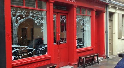 Photo of Coffee Shop Nude Espresso at 26 Hanbury St, London E1 6QR, United Kingdom