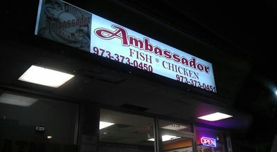 Photo of Fried Chicken Joint Ambassador Fish & Chicken at 1316 Springfield Ave, Irvington, NJ 07111, United States