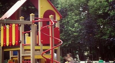 Photo of Playground Детская площадка в Александровском саду at Александровский Сад, Russia