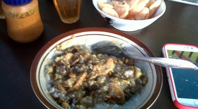 Photo of Breakfast Spot Bubur Ayam Pak Sofyan at Jl. Merdeka, Garut 44151, Indonesia
