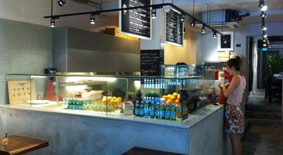 Photo of Cafe Flock Café at #01-25, 78 Moh Guan Terrace, Singapore 162078, Singapore