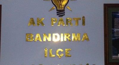 Photo of Library Ak Partı Bandırma Ilce Teskılatı at Turkey
