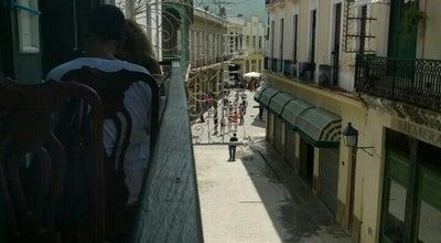 Photo of Cuban Restaurant Paladar Los Mercaderes at Calle Mercaderes 207, Havana, Cuba