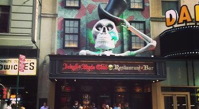 Photo of Food Jekyll & Hyde Club   Restaurant & Bar at 216 W 44th St, New York, NY 10036, United States