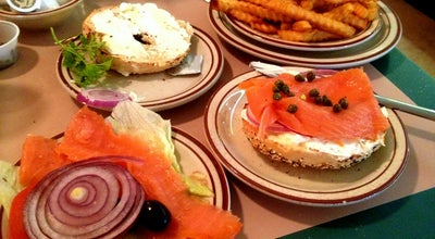 Photo of Bagel Shop New York Bagels at 9724 Hillcroft St, Houston, TX 77096, United States
