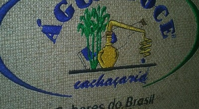 Photo of Bar Água Doce Cachaçaria at Av. João Pessoa, 524, Guaratinguetá 12515-010, Brazil