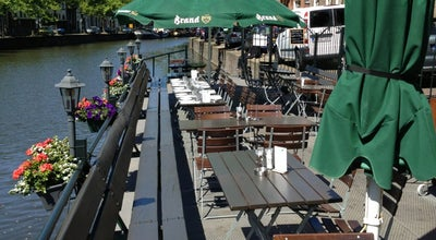 Photo of Italian Restaurant Prego Vineria - Trattoria at Lange Haven 24-26, Schiedam 3111 CG, Netherlands