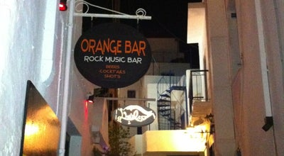 Photo of Bar Orange at Χώρα, Ios 840 01, Greece