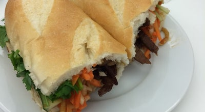 Photo of Vietnamese Restaurant Luu's Baguette at 134 E 26th St, New York, NY 10010, United States