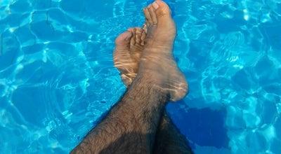 Photo of Water Park Gürpınar spor klübü sosyal tesisleri havuz at Turkey