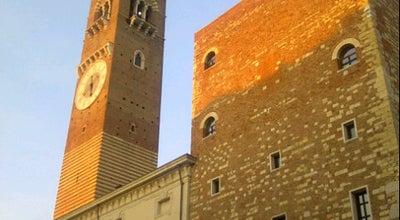 Photo of Historic Site Palazzo della Ragione at Verona, Italy