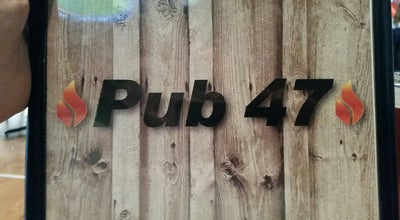 Photo of American Restaurant Pub 47 at 10400 N Il Route 47, Huntley, IL 60142, United States