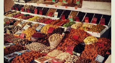 Photo of Farmers Market Преображенский рынок at Ул. Преображенский Вал, 17, Москва 107061, Russia