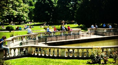 Photo of Park Giardino della Guastalla at Via Della Guastalla, Milano 20122, Italy