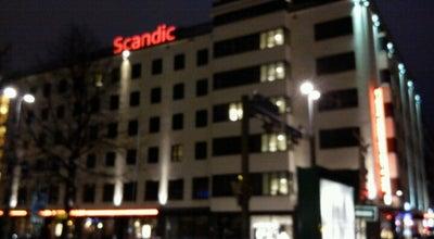 Photo of Hotel Scandic Hotel Tampere City at Hämeenkatu 1, Tampere 33100, Finland