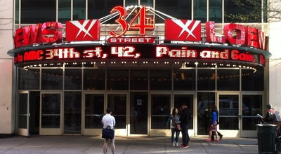 Photo of Multiplex AMC Loews 34th Street 14 at 312 W 34th St, New York, NY 10001, United States