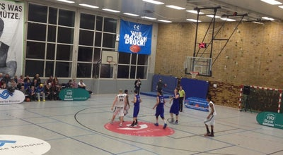 Photo of Basketball Court Universitätssporthalle Münster at Germany