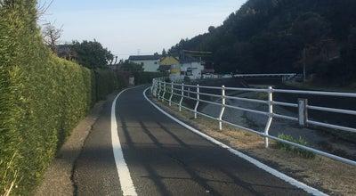 Photo of Trail 太平洋岸自転車道 at 静岡市駿河区, Japan