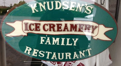 Photo of Ice Cream Shop Knudsen's Ice Creamery at 3323 Castro Valley Blvd, Castro Valley, CA 94546, United States