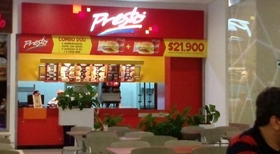 Photo of Burger Joint Presto at Calima Centro Comercial, Armenia, Colombia