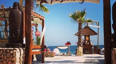 Photo of Lounge Nosolo Água Beach Club at Praia Da Marina De Portimão, Portimão 8500 Porti, Portugal