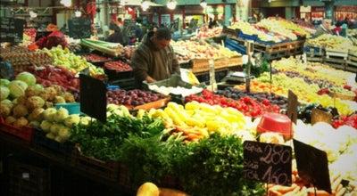 Photo of Farmers Market Óbudai piac at Korház U. 37-41., Budapest 1032, Hungary