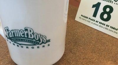 Photo of American Restaurant Farmer Boys at 2499 Cottonwood Dr, El Centro, CA 92243, United States