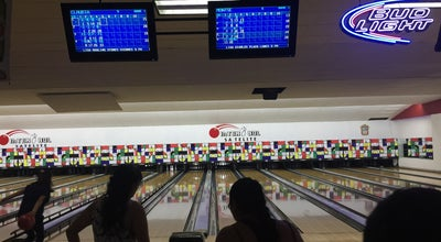 Photo of Bowling Alley INTERBOL Satélite at Mexico
