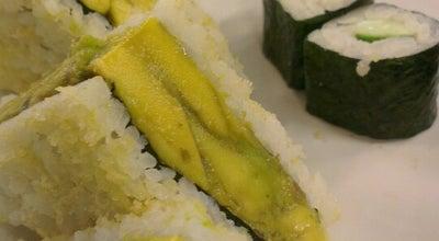 Photo of Sushi Restaurant Oshi Oshi Sushi & Bar (אושי אושי סושי & בר) at Seven Stars Mall, 8 Seven Stars Blvd., Herzliya 46505, Israel