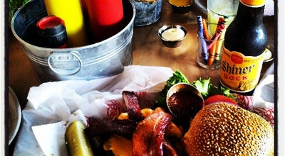 Photo of Burger Joint Burger & Beer Joint at 1766 Bay Road, Miami Beach, FL 33139, United States