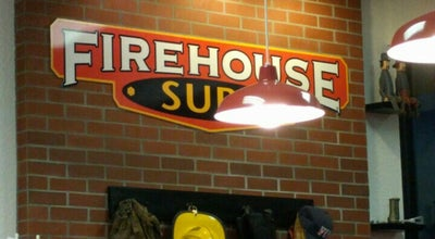 Photo of Sandwich Place Firehouse Subs at 3021 Interstate 45 N, Conroe, TX 77304, United States