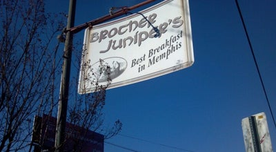 Photo of Breakfast Spot Brother Juniper's College Inn at 3519 Walker Ave, Memphis, TN 38111, United States